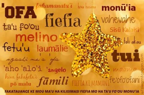 Talamonū: Christmas Greetings
