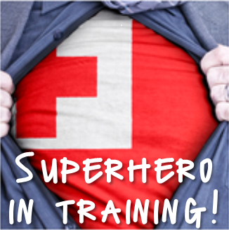 Superherointraining